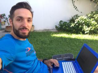 Juan Manuel Gerarduzzi (Preparador Físico y coordinador Club Lomas de Rivadavia)